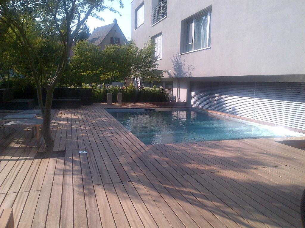 pool chromstahl pool edelstahlpool swimmingpool chrom line pool. Black Bedroom Furniture Sets. Home Design Ideas